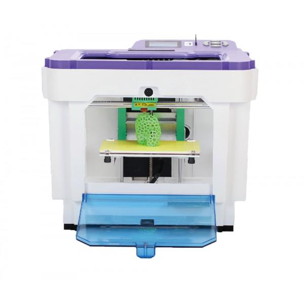 3D принтер Myriwell RL200A домашний в корпусе