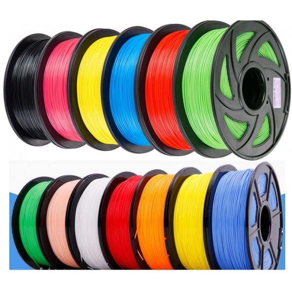 АБС пластик 1 кг в катушках для 3D ручек и 3D принтеров