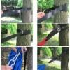 Крепление гамака и кресла к дереву 5x300см