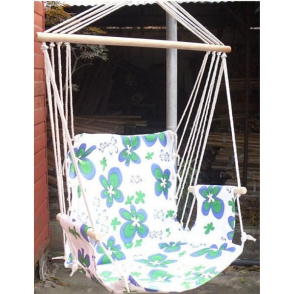 Гамак кресло качель подвесная с подлокотниками